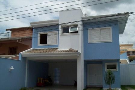 Amostras de casas pintadas for Ver colores de casas pintadas